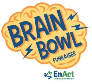 mark your calendar for the 2nd annual brain bowl funraiser to