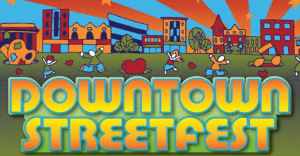 Charleston Area Alliance's Downtown StreetFest Set