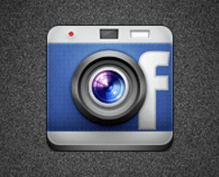 How to Use Facebook Camera