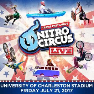 Nitro Circus Coming to Charleston, WV
