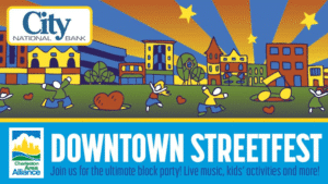 Charleston Area Alliance to Host Downtown Streetfest