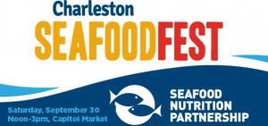 Seafood Nutrition Partnership Charleston Kicks Off National Seafood Month with Charleston SeafoodFest