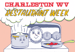Charleston WV Restaurant Week Celebrates 5 Year Anniversary